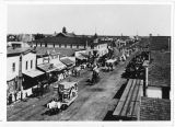 Salem - Looking North on Main Street;Salem - Main Street;Salem - 1904 Independence Day;The Fair