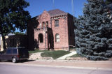 Belle Fourche - Front Facade;Belle Fourche - 839 5th Avenue;Belle Fourche - 1897 Butte County Jail