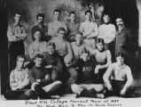 Hot Springs - 1894 Black Hills College Football Team