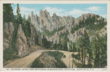 Custer - Switchback;Custer - Cathedral Spires