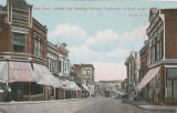 Lead - Looking East;Lead - Main Street;Lead - Dickinsons Pharmacy