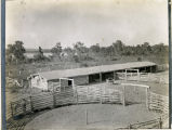 Homestead;Round Pen at Horse Corral;
