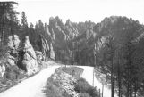 Custer - Hairpin Turn Near The Needles