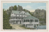 Custer - Sylvan Lake Hotel And Surroundings;Custer - 24572 US Highway 87