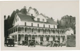 Custer - Sylvan Lake Hotel in 1932;Custer - 24572 US Highway 87